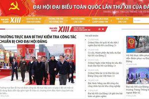 TTXVN lan tỏa kịp thời, chính xác tin chính thống về Đại hội Đảng