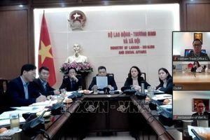 Đàm phán hợp tác lao động Việt Nam - Israel
