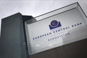 ECB giữ nguyên lãi suất chủ chốt ở mức thấp kỷ lục