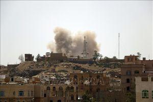 Liên quân Arab chặn đứng hai vụ tấn công của phong trào Houthi tại Yemen