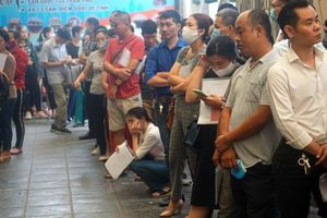 Hà Nội: 160.000 người được giải quyết việc làm trong năm 2021