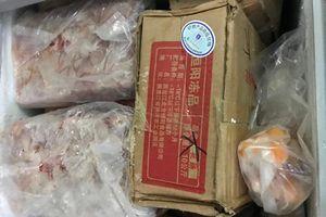 Hải Phòng: Bắt giữ số lượng 'khủng' nội tạng không nguồn gốc đang bốc mùi hối thối