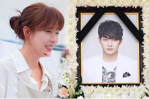 Ha Ji Won lộ dấu hiệu trầm cảm nghiêm trọng trong ngày giỗ thứ 3 của Jeon Tae Soo: Tự tử cũng vì trầm cảm
