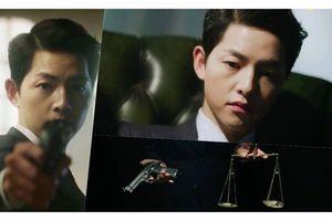 Song Joong Ki siêu quyến rũ trên poster phim mới của đài TvN