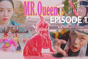 'Mr Queen': Mặt be bét máu Kim Jung Huyn vẫn với tay tìm kiếm Shin Hye Sun
