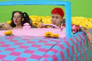 Chông chênh sau chia tay bạn gái, Mr.T thực hiện MV 'Rap tình'