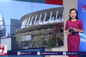 Nhật Bản khẳng định quyết tâm tổ chức Olympic