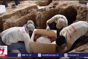 Phát hiện hài cốt 500 năm tuổi tại Peru