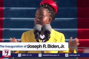 Nữ sinh 22 tuổi đọc thơ trong lễ nhậm chức tân tổng thống Mỹ là ai ?