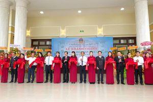 Khánh thành trụ sở mới TAND tỉnh Long An