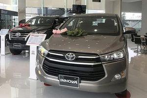 Triệu hồi hơn 11.600 xe Toyota tại Việt Nam do lỗi bơm nhiên liệu