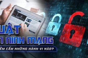 14 hành vi vi phạm luật An ninh mạng dễ mắc phải