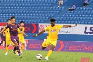 Vòng 2, LS V.League 2021: Tâm điểm là cuộc đối đầu giữa Đông Á Thanh Hóa với Viettel