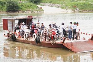 Tăng cường bảo đảm hoạt động của bến khách ngang sông