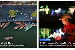 Khám phá kỳ quan Việt Nam qua Google Arts and Culture