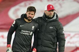 Liverpool đang lạc nhịp?
