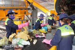 Hoàn thành các chỉ tiêu về xử lý chất thải rắn