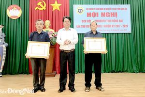 Quan tâm chăm lo đời sống các cựu chiến sĩ cách mạng bị địch bắt tù đày