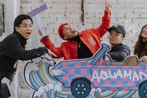 Mr T trở lại đường đua âm nhạc với sản phẩm mới Aquaman kết hợp cùng Sambi