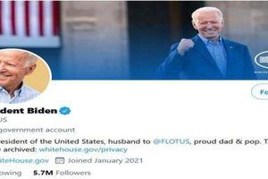 Tài khoản Twitter của Tổng thống Mỹ chỉ theo dõi 1 người nổi tiếng từng bị chính ông Trump 'block'