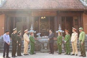Về xã Trung Phúc Cường, nhớ Bộ trưởng đầu tiên của lực lượng Công an