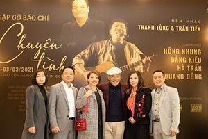 Nhạc sĩ Trần Tiến kể 'Chuyện tình' sau tin đồn bạo bệnh