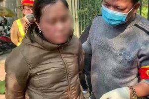 Cảnh sát 141 chạm mặt nữ quái mang ma túy đá