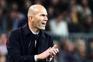 HLV Zinedine Zidane nhiễm COVID-19