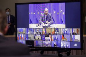 Hội nghị Thượng đỉnh EU nỗ lực giải quyết bất đồng để ứng phó Covid-19
