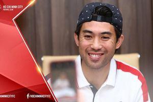 Lee Nguyễn: 'Tôi đã làm mọi cách để giữ thể lực trong thời gian cách ly'