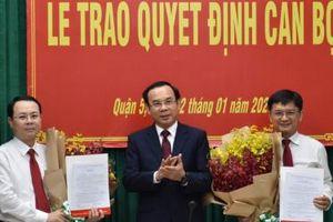 Ông Nguyễn Văn Hiếu làm Bí thư Thành ủy TP.Thủ Đức (TP.HCM)