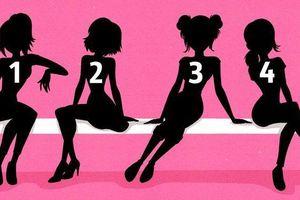 Trắc nghiệm vui: Nhìn bóng, đoán ai là phụ nữ thành đạt
