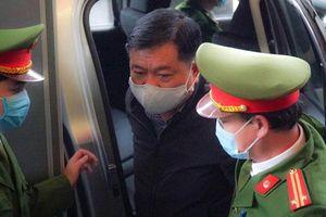 Hoãn phiên xét xử ông Đinh La Thăng trong vụ Ethanol Phú Thọ