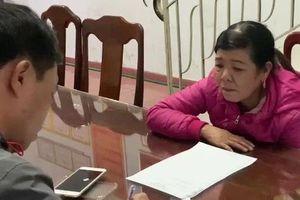 Thừa Thiên - Huế: Người phụ nữ 'cõng' 6 tiền án về tội trộm cắp tài sản tiếp tục đi móc túi