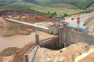 Kon Tum: Cho phép tích nước với Thủy điện Plei Kần