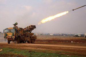 Lực lượng Thổ Nhĩ Kỳ tấn công nhiều vị trí của SDF ở Bắc Syria