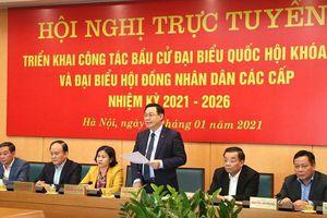 Hà Nội: Đề nghị không giới thiệu người sa sút phẩm chất đạo đức ứng cử ĐBQH, HĐND