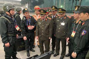 'Công an Hà Nội quyết tâm cao độ, bảo vệ tuyệt đối an toàn Đại hội Đảng toàn quốc lần thứ XIII'