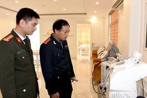 Tước giấy phép Phòng khám đa khoa Trang Hào, Nghệ An