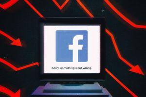 Facebook lỗi, nhiều người dùng phải đăng nhập lại