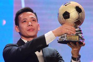 Văn Quyết nhận vinh dự chưa từng có với cầu thủ bóng đá Việt Nam