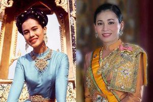 Những chiếc thắt lưng đắt giá của hoàng gia Thái Lan
