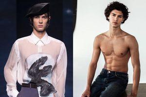 Hoàng tử Đan Mạch làm người mẫu thời trang