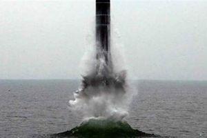 'Vũ khí mạnh nhất thế giới': Tên lửa Bắc Triều Tiên 'Pukkykson-5A'