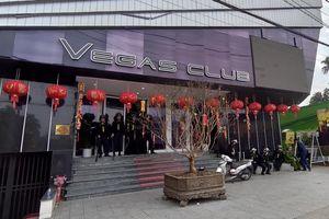 Triệt phá đường dây đánh bạc liên tỉnh liên quan đến chủ quán bar Vegas