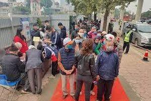 Đường sắt đô thị Nhổn - ga Hà Nội mở cửa cho người dân tham quan