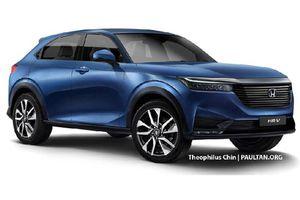 Honda HR-V 2021 sắp ra mắt, sẽ có phiên bản hybrid