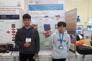 Trái ngọt từ các cuộc thi khoa học kỹ thuật cho học sinh