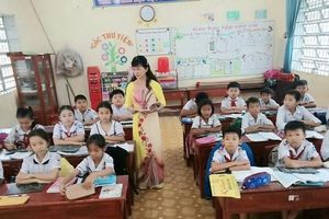 Nhà giáo nhân dân vùng sâu Long An - cô giáo của trò nghèo