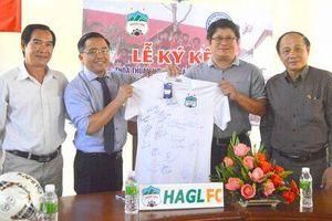 9 cầu thủ HAGL JMG gia nhập CLB hạng Nhì